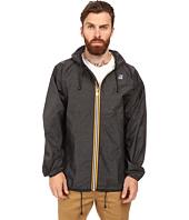 K-WAY - Claude Waterproof Heathered Jacket w/ Hood