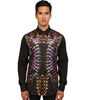 Just Cavalli - Flaming Groovies Printed Woven Shirt