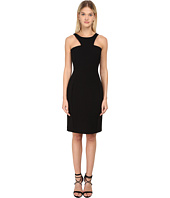 Versace Collection - V-Neck Embellished Dress