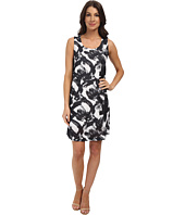 Nally & Millie - Brush Stroke Jacard Dress