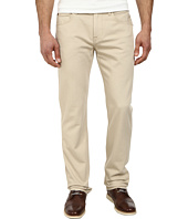 7 For All Mankind - Standard Straight Leg w/ Split Seam Pocket in Biscotti