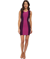 BCBGMAXAZRIA - Aliza Color Block Power Dress