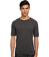 Vince - Short Sleeve Crew Raglan Slub Top
