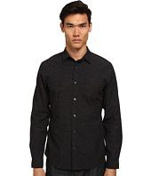 Vince - Long Sleeve Flecked Shirt