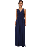 Donna Morgan - Julie Long Bra Friendly Chiffon Dress
