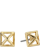 Rebecca Minkoff - Cutout Stud Earrings
