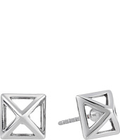 Rebecca Minkoff - Cutout Stud Earrings