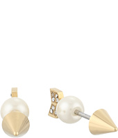 Rebecca Minkoff - Crystal Arrow Post Earrings