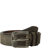 Torino Leather Co. - 40mm Sanded Harness Leather w/ Old Nickel Buckle