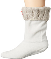 Hunter - 6 Stitch Cable Boot Sock - Short