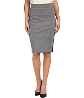 NYDJ - Knit Jacquard / Ponte Mix Pencil Skirt