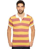Alternative - Short Sleeve Stripe Polo