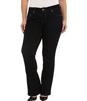 Jag Jeans Plus Size - Plus Size Foster Bootcut Alpha Denim in Double Trouble