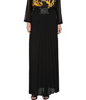 Versace Jeans - Pleated Long Maxi Skirt