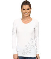 Hot Chillys - MTF Ditsy Floral Print Scoop Neck Top