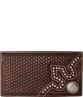 M&F Western - Embossed Tab Rodeo Wallet