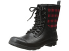 Cara Plaid Rain Boot
