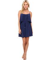 LAmade - Silk Ruffle Mini Dress