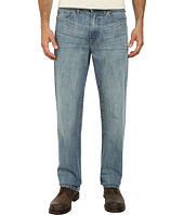 IZOD - Relaxed Fit Straight Leg Jeans in Light Vintage