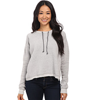Alternative - Eco Mock Twist Fleece Souvenir Crew Neck