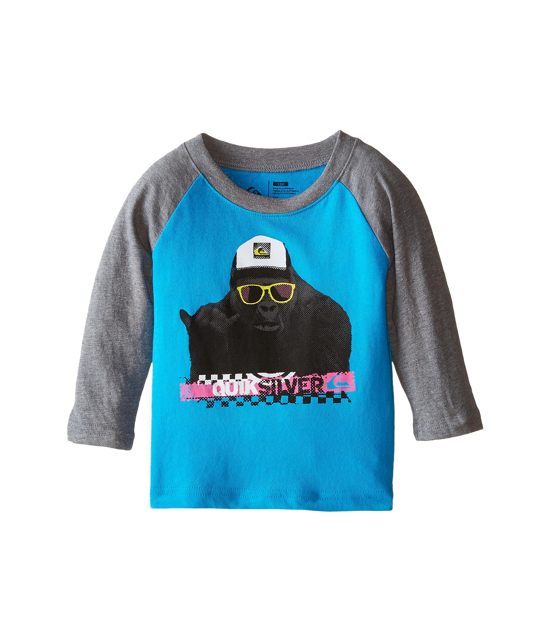 Quiksilver Kids Hangloose T Shirt Infant Hawaiian Ocean