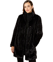 Kenneth Cole New York - Faux Fur Teddy Coat