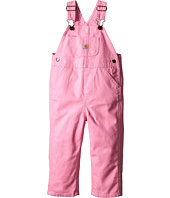 Carhartt Kids - Canvas Bib Overalls (Toddler)