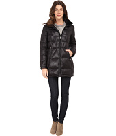 Calvin Klein - Packable Down Walker Coat with Velvet Collar