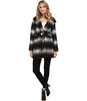 Jessica Simpson - Brushed Wool Wrap Coat