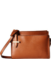 Lodis Accessories - Stephanie RFID Under Lock & Key Trisha Double Zip Wallet on a String