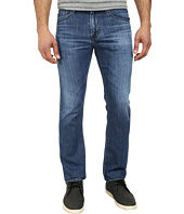 AG Adriano Goldschmied - Matchbox Slim Straight Leg Denim in 7 Years Albatross