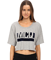 McQ - Cropped T-Sleeve