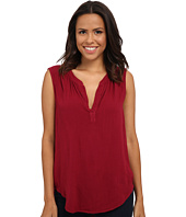Velvet by Graham & Spencer - Starling03 Rayon Crepe Sleeveless Top