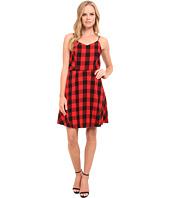 kensie - Buffalo Check Dress KS9K7701