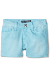 Toobydoo - Aqua Summer Jeans Shorts (Toddler/Little Kids/Big Kids)