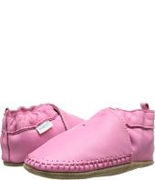 Robeez - Premuim Leather Classic Moccasin Soft Sole (Infant/Toddler)
