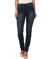Miraclebody Jeans - Skinny Sanded Jeans in Berkshire Blue