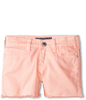 Toobydoo - Jeans Shorts in Coral (Toddler/Little Kids/Big Kids)