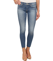 Hudson - Krista Super Skinny Raw Hem Jeans in Hot Springs