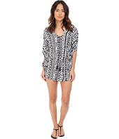 Seafolly - City Limits Playsuit Cover-Up