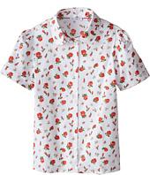 Dolce & Gabbana Kids - Back to School Floral Print Shirt (Big Kids)