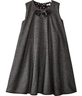 Dolce & Gabbana Kids - Back to School Flared Dress (Big Kids)