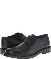 Viktor & Rolf - Boarded Leather Oxford with Elastic Closure