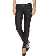 Mavi Jeans - Chloe Coated in Black Jeather