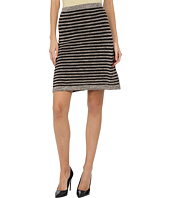 M Missoni - Ribbed Mesh Lurex Skirt