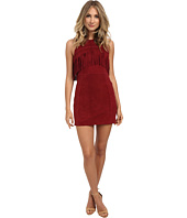 Rebecca Minkoff - Sleeveless Frayed Dress