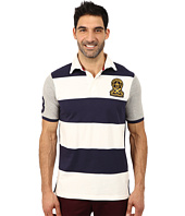 U.S. POLO ASSN. - Rugby Striped polo