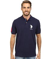 U.S. POLO ASSN. - Solid Pique Polo