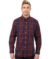 U.S. POLO ASSN. - Cotton Poplin Plaid Shirt