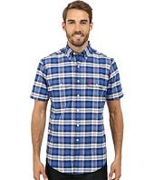 U.S. POLO ASSN. - Short Sleeve Plaid Sport Shirt